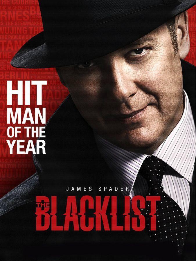 The Blacklist Season 2 Poster Seat42f The Blacklist James Spader Best Tv Shows