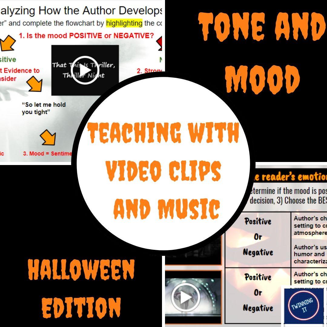 Tone And Mood Halloween Edition