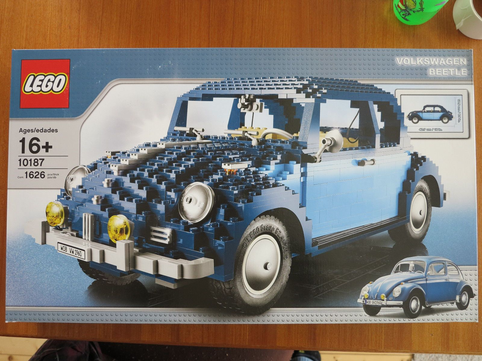 Lego 10187 Vw Beetle Newsealed Buying Toys Pinterest Vw