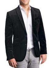 Veste blazer Noir Casual chic