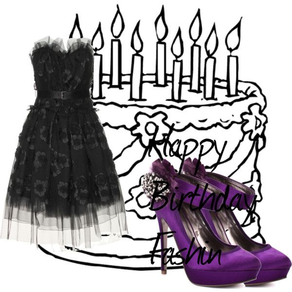 Happy Birthday, created by alexpearls.polyvore.com