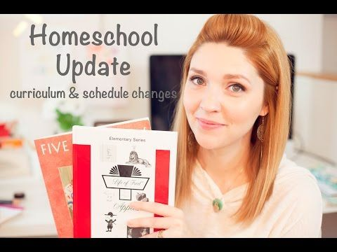 Homeschool UPDATE! ( Five in a row, Life of Fred...) - YouTube