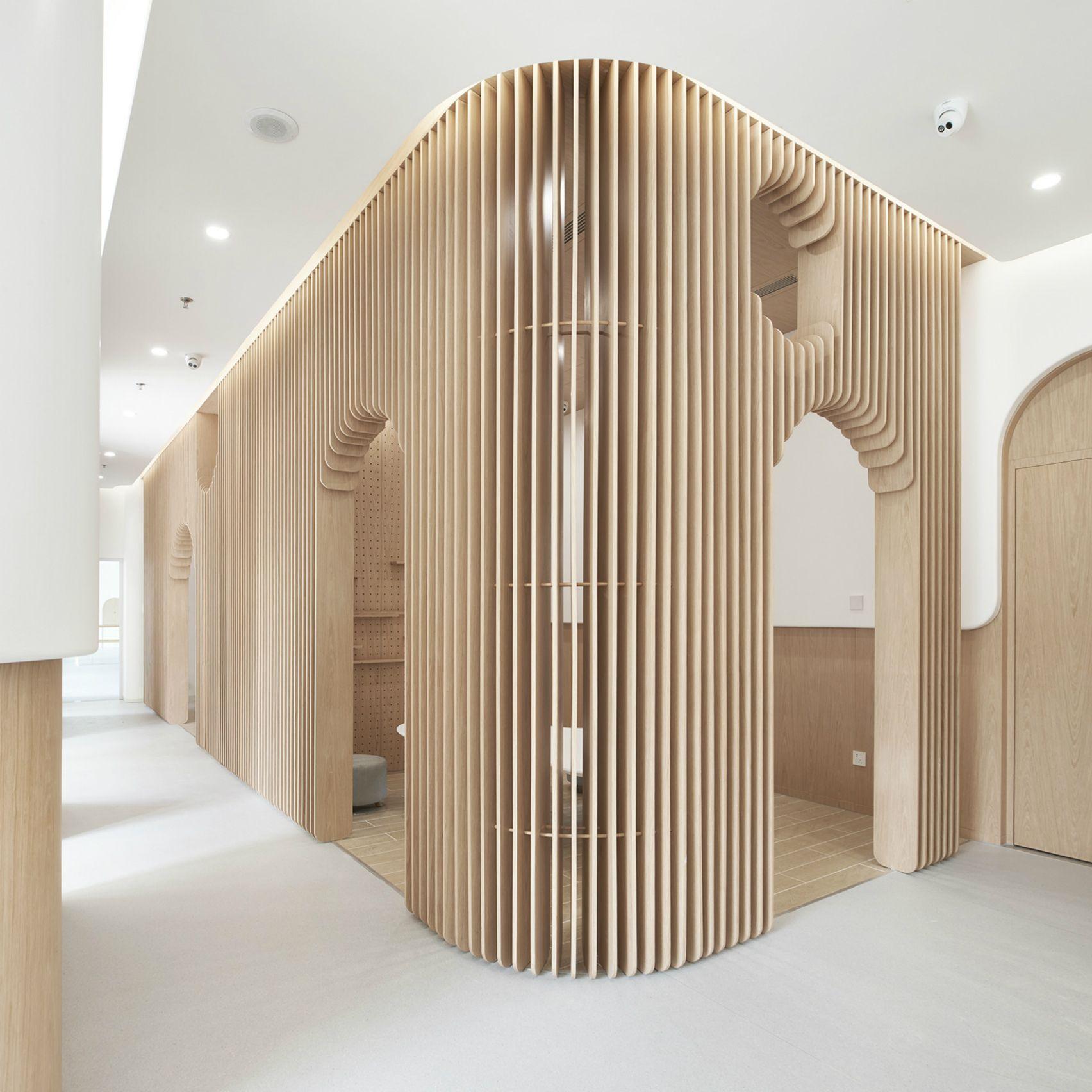 Interior Design Directory: Dezeen Awards 2018 Interior Design Longlist Revealed