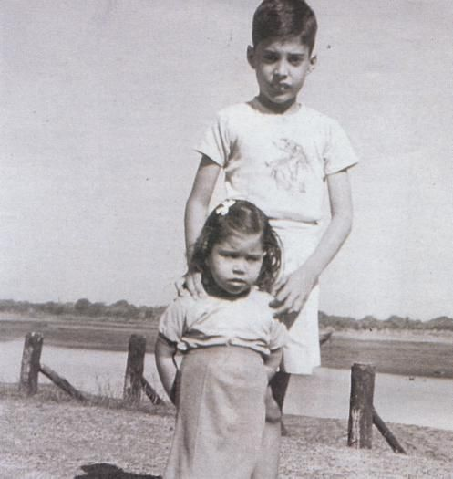 Love Finds You Quote: Freddie Mercury & Sister, Both Freddie And I Were