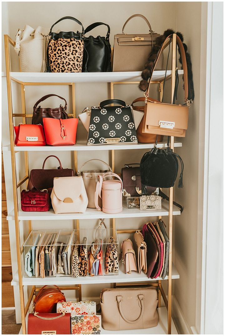 4 Tips For Organizing Your Closet - Haute Off The