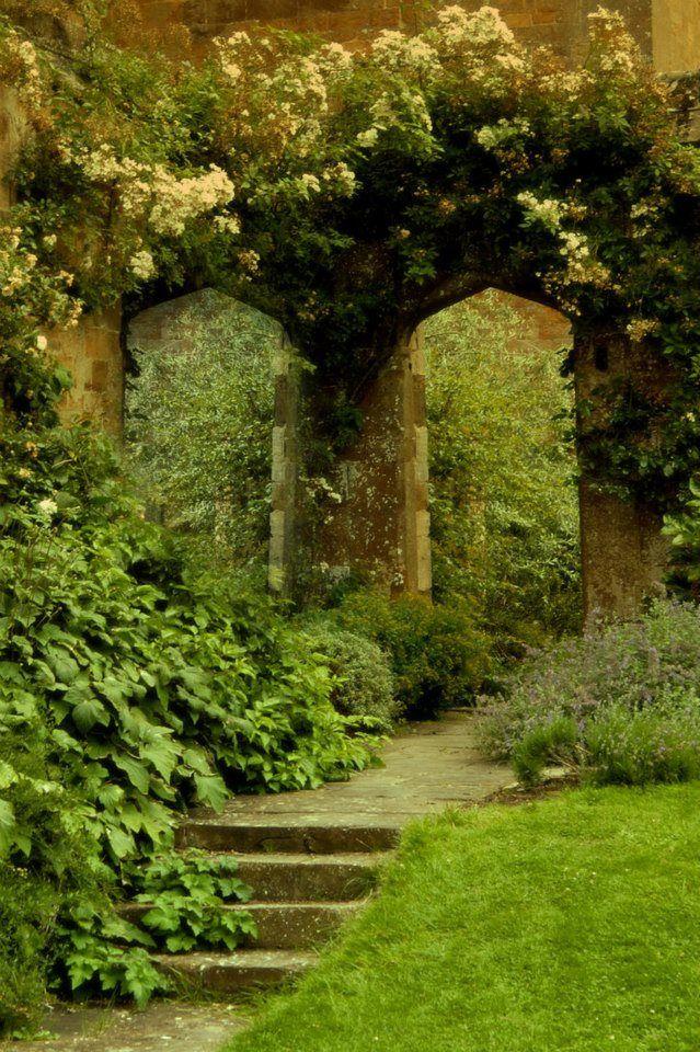 Pin de Sarah Rios en secret garden Pinterest Jardín, Jardines - Jardines Hermosos