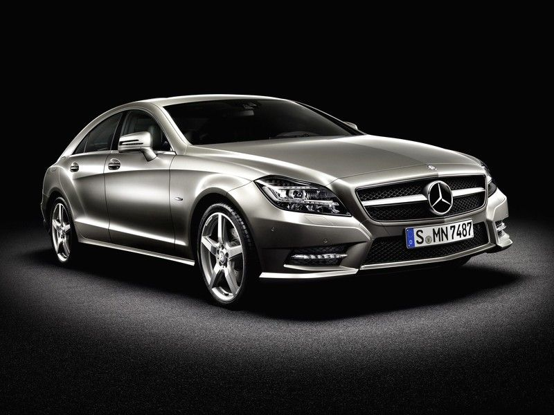 2017 Mercedes Benz Cls Cl Luxury Coupe New Concept Pictures