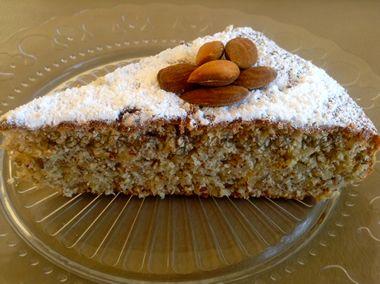 Resultado de imagen para torta de almendras
