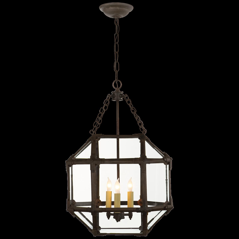 Morris Small Lantern Visual Comfort Lighting Small Lanterns Ceiling Pendant Lights