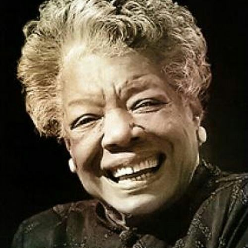 """Hear Angelou read the poem herself, which she says she wrote """"for all children who whistle in the dark and who refuse to admit that they're frightened out of their wits"""":  Life Doesn't Frighten Meis an absolute treat in its entirety, a priceless primer on poetry and contemporary art for little ones and a timeless reminder of the power of courage in all of us. Complement it with Angelou's stirring meditation onhome, belonging, and (never) growing up."""