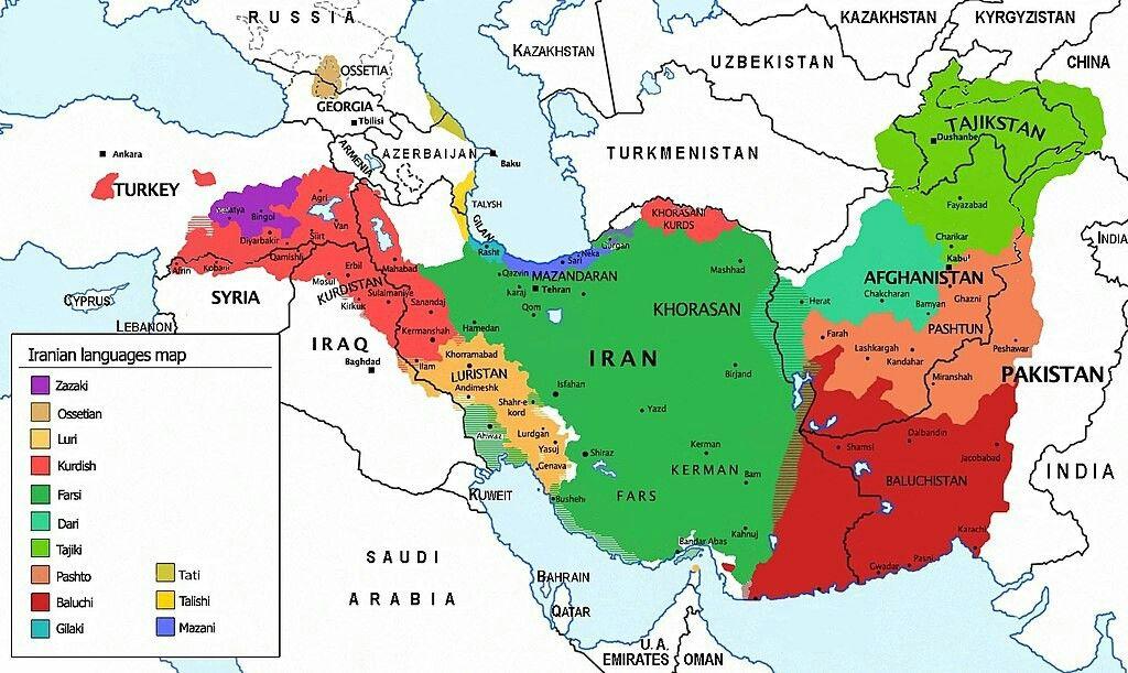 Etude De Cas Le Proche Et Le Moyen Orient Par Les Cartes Moyen