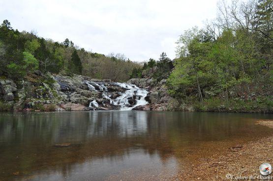 Missouri Waterfalls Eastern MO