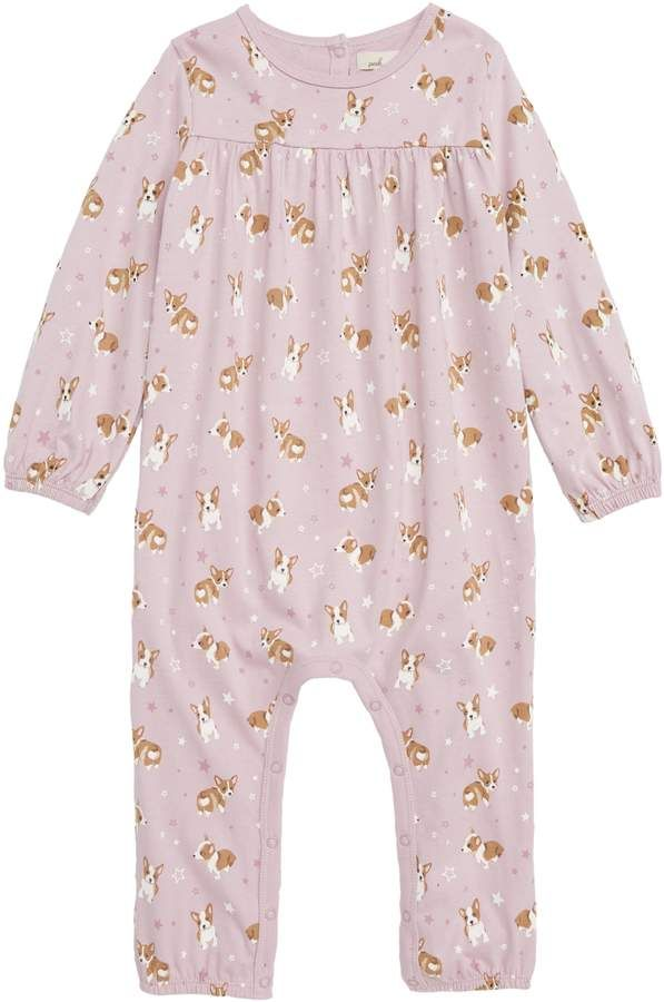 f97f38ec1 Corgi Peek Essentials Peek Baby Star Romper