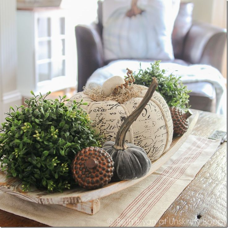 Dough Bowl Decorating Ideas Love That Little Scripted Pumpkinthere Are Literally Tons Of