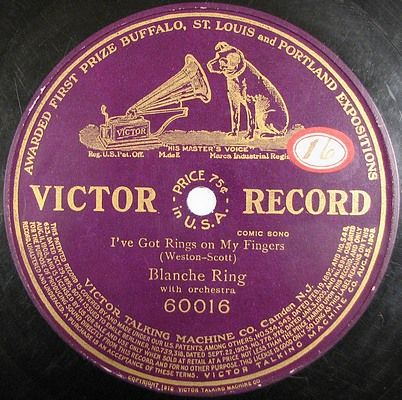 The 78rpm Records Still have a lot of these  | THINGS