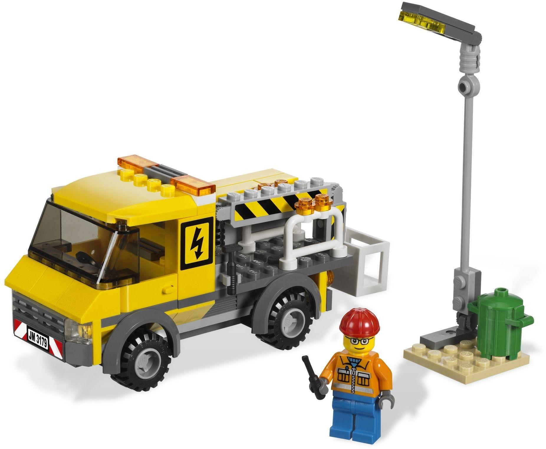 3179 1 Repair Truck Lego City Best Lego Sets Lego City Sets