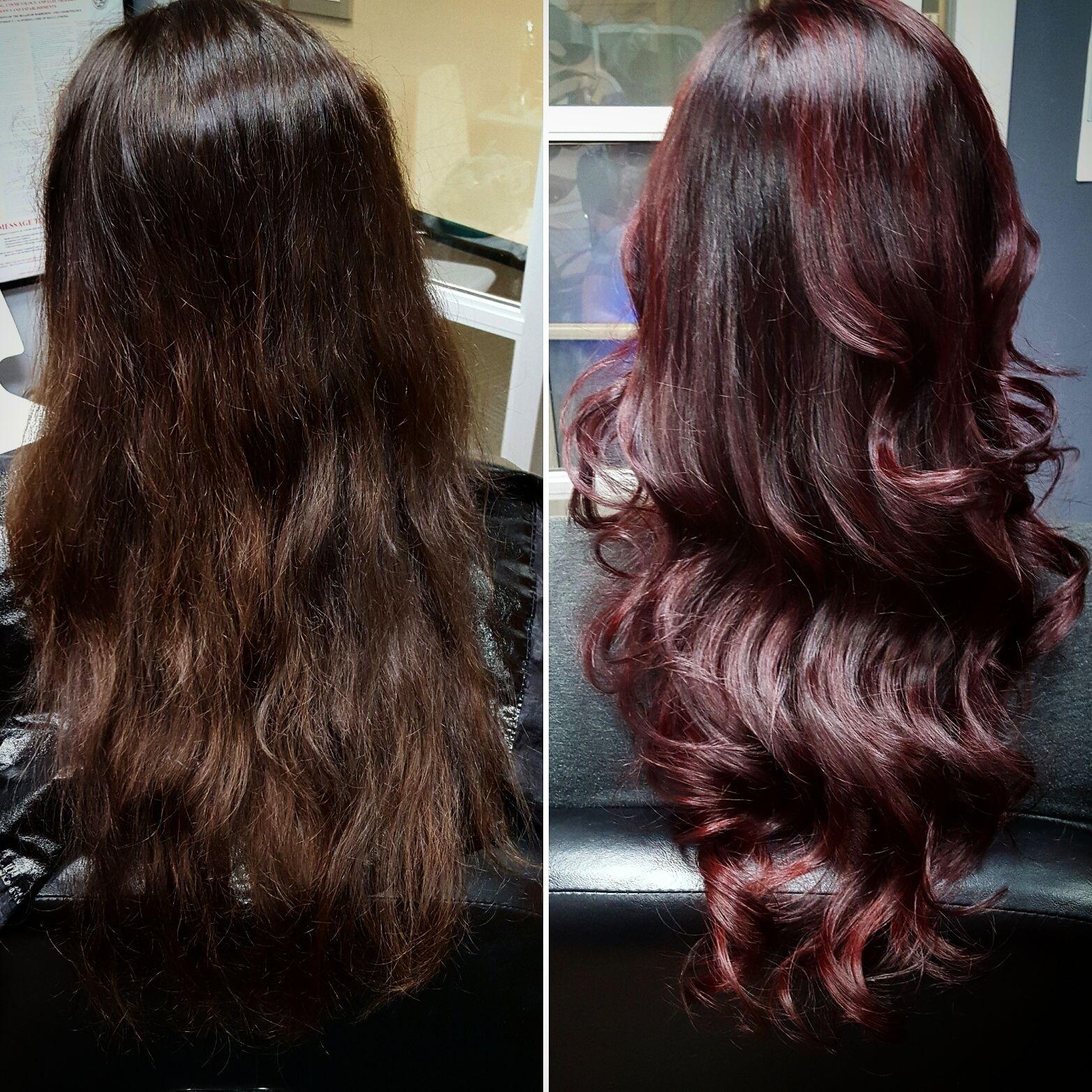 Beautiful Fusion Hair Color