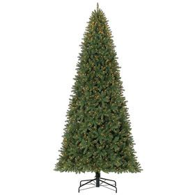 Seasonal Seasonal Collection Pine Christmas Tree Pre Lit Christmas Tree Artificial Christmas Tree
