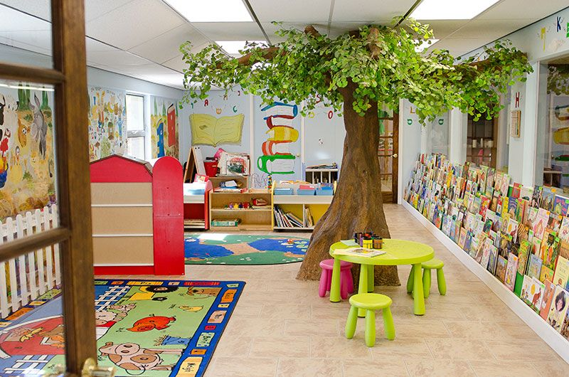 The Growing Garden Infant Center Is A Place Where Young