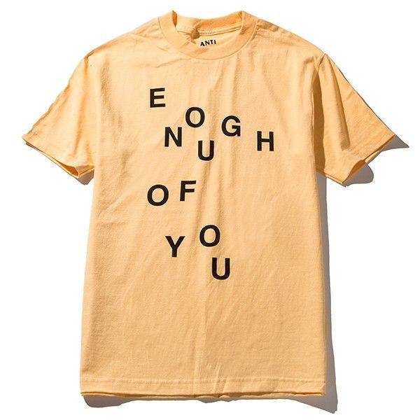 Anti Social Social Club Wasted Dreams T Shirt Squash Anti Social Social Club Shirts T Shirts For Women