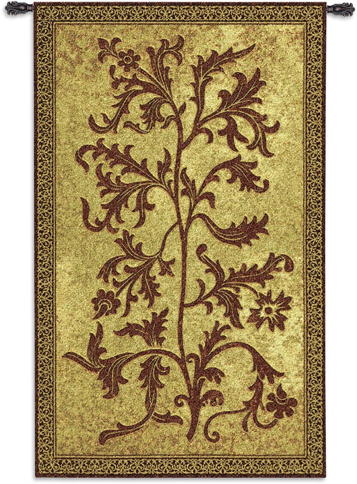 Acanthus Vine Large Wall Tapestry | Wall tapestries, Tapestry and ...