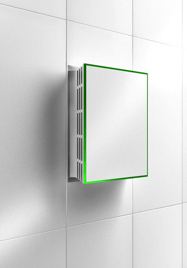 invisible fans bathroom exhaust fan