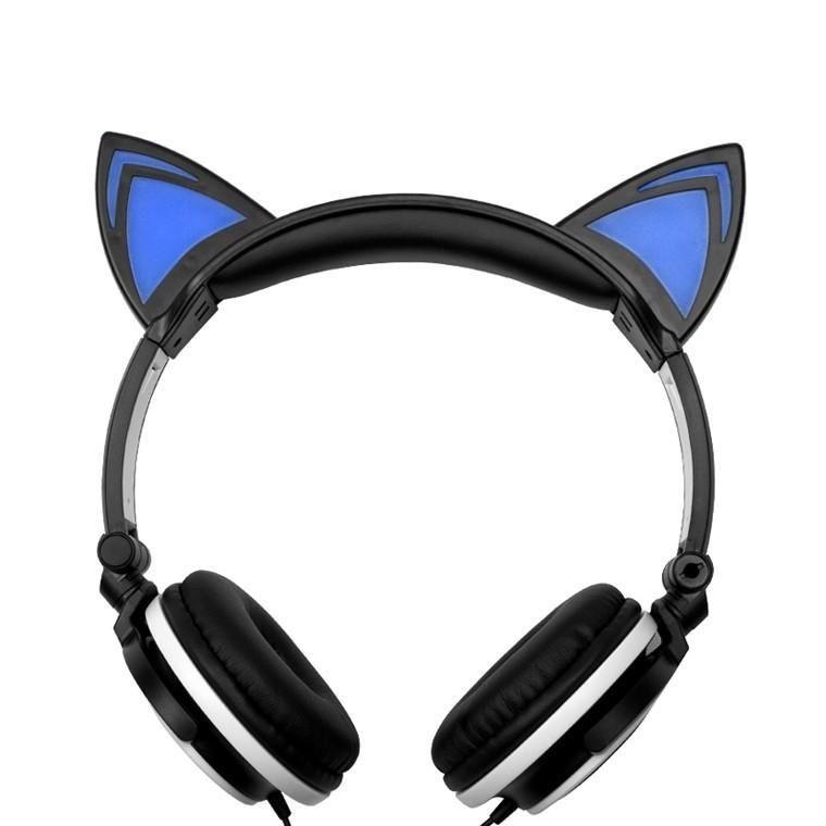 Akaso Kawaii Headphones | Cat ear headset, Cat ear