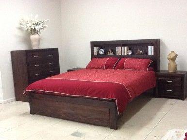 KENYA Bed, With Underbed Storage
