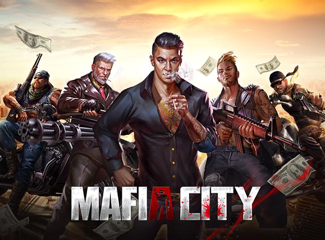 Let's play mafia city h5 now.