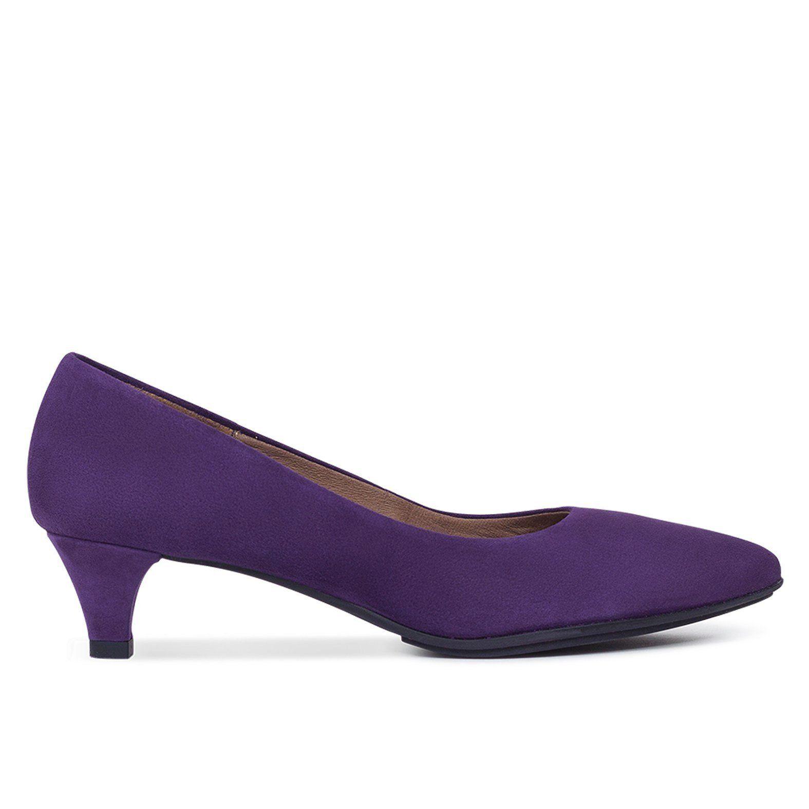 URBAN KITTEN Zapatos de mujer stilettos BERENJENA en 2020