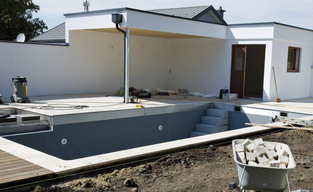 Gartengestaltung Was Man Beim Bau Eines Pools Beachten Muss Baugenehmigung Pool Im Garten Gartengestaltung