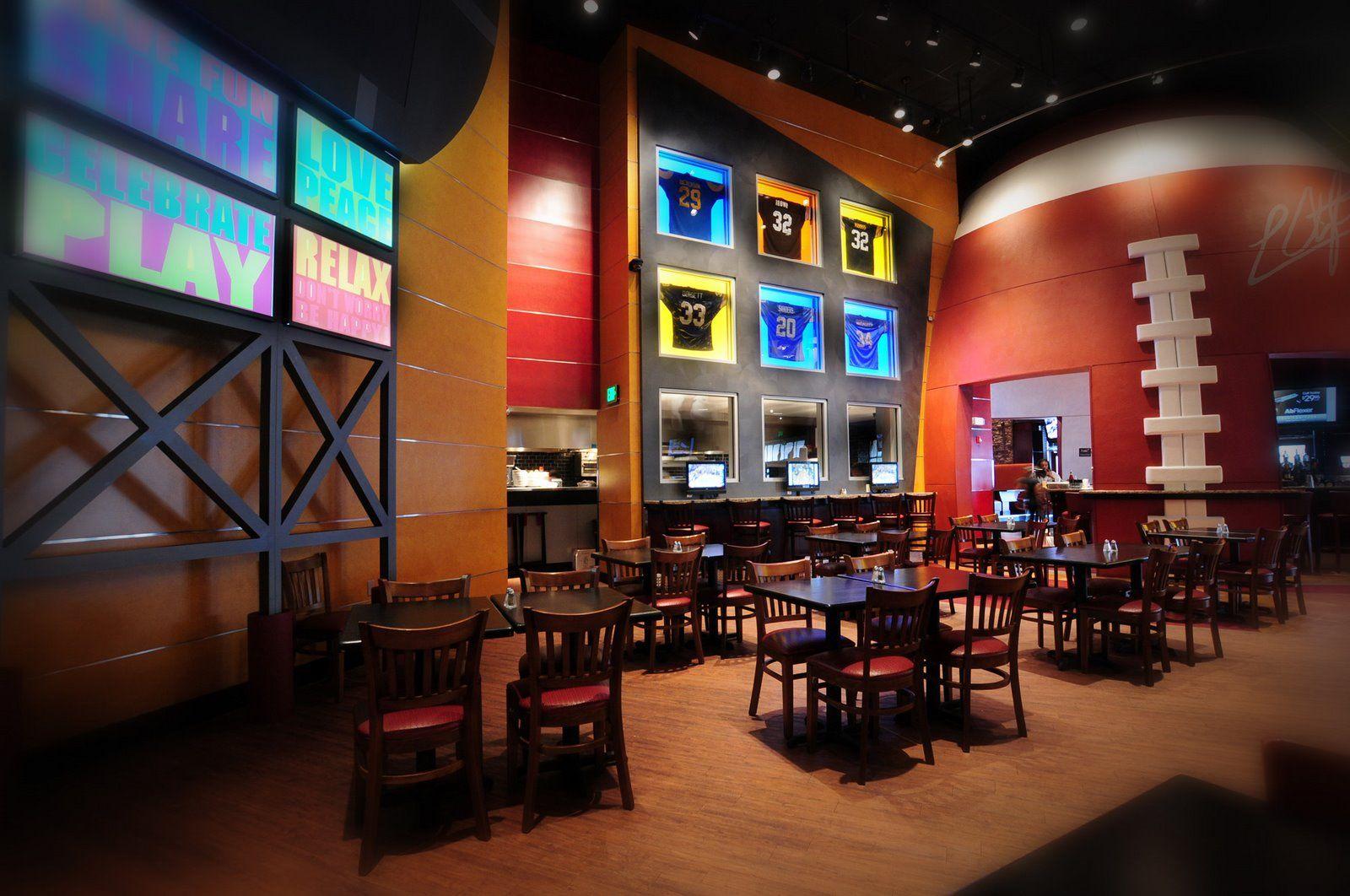 sports bar and restaurant logo ideas - Google Search | Art | Pinterest