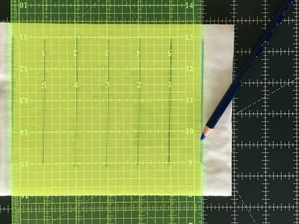 Drawing Lines For Quilting : Tension testing tutorial drawing lines quilting tips and ideas