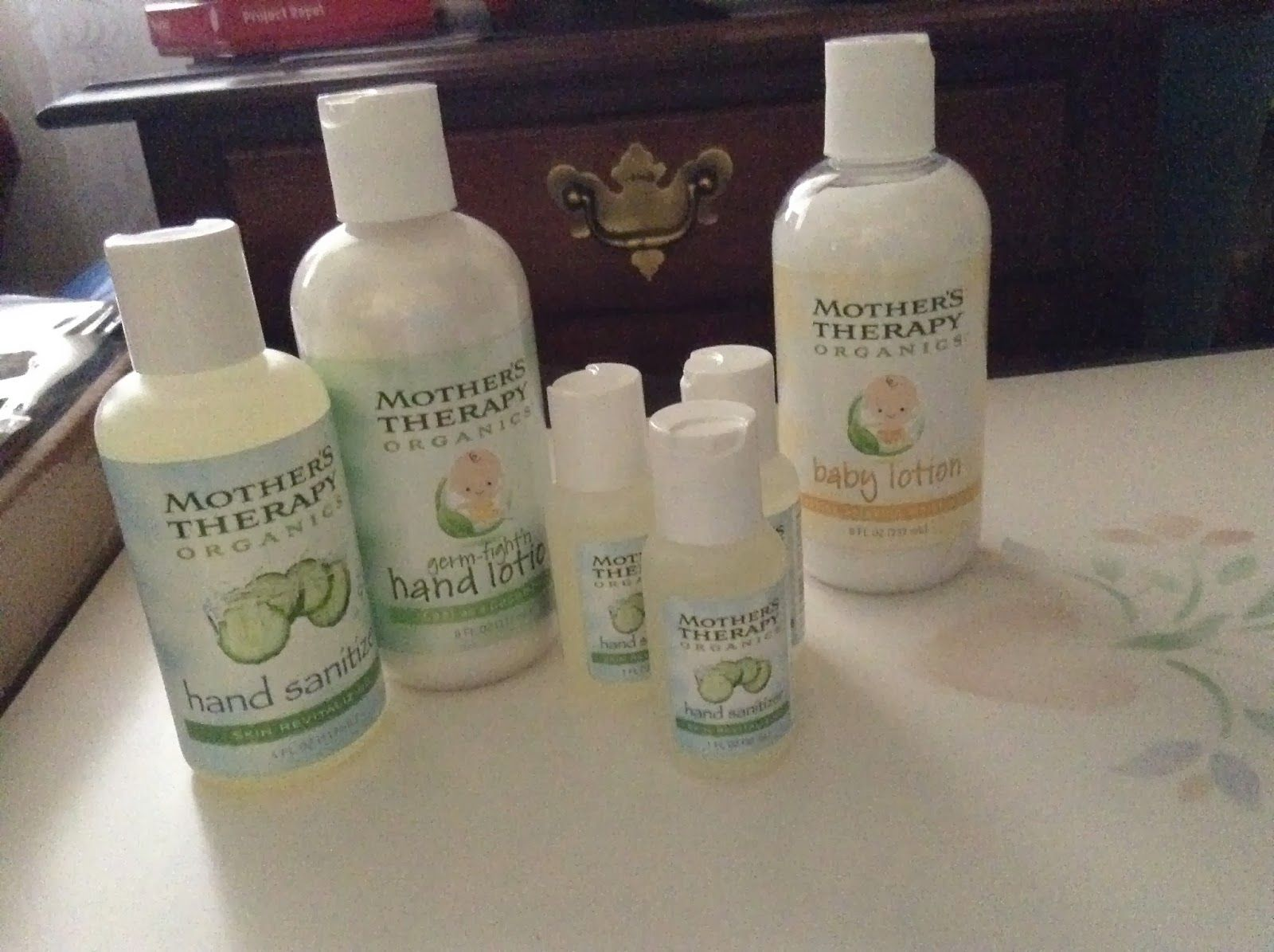 Mommyof2babies Mother S Therapy Organics Review Giveaway Baby