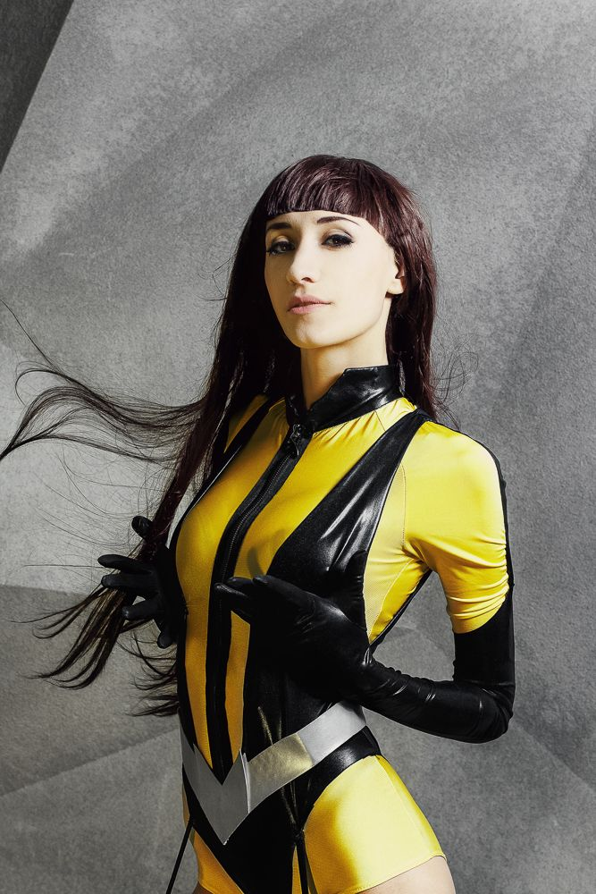 The Watchmen - Silk Spectre by tajfu  sc 1 st  Pinterest : silk specter costume  - Germanpascual.Com