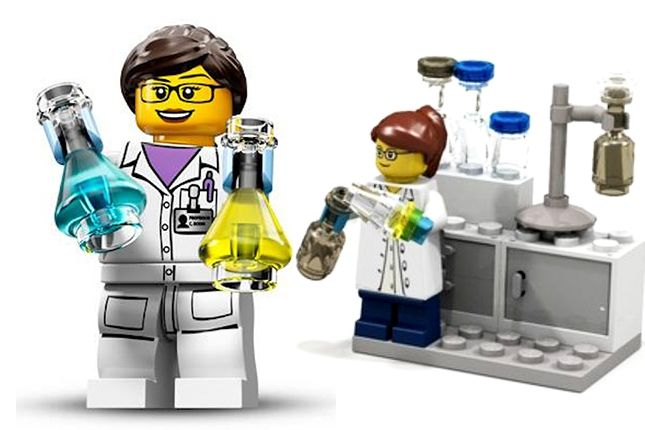 Girl Power Alert! LEGO Intros New Female Scientist Set | Stem toys ...