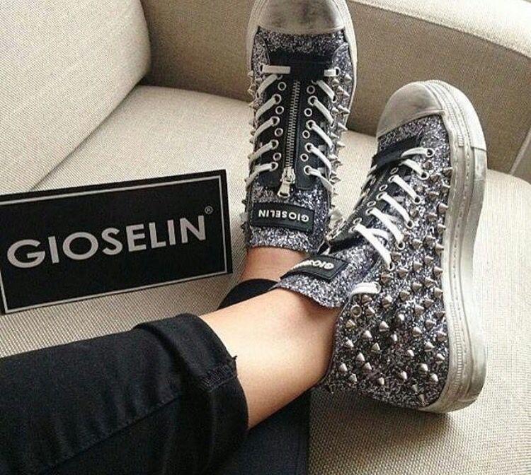 Gioselin — PLAY GLITTER PIOMBO  630444f93ca