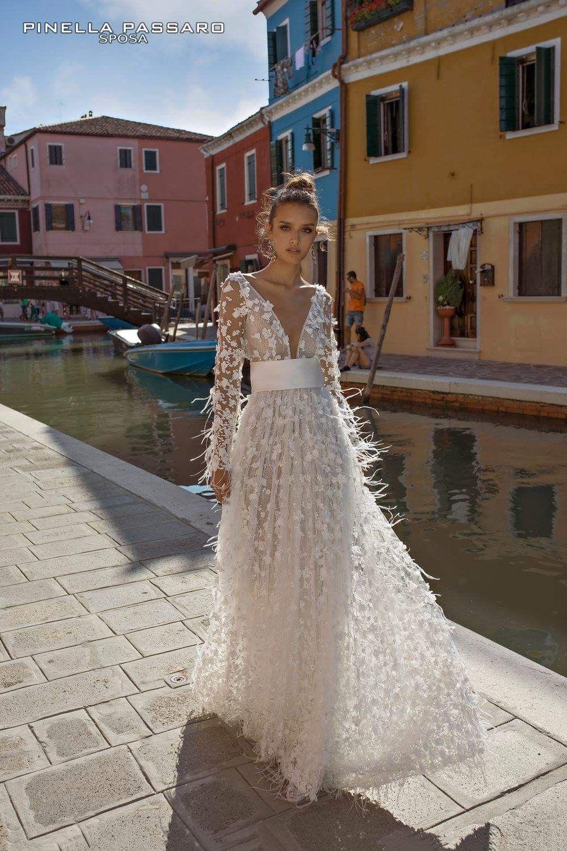 vasta selezione di 69be7 8b44c Passaro Sposa 2019 | Say Yes to the Dress! || | Abito da ...