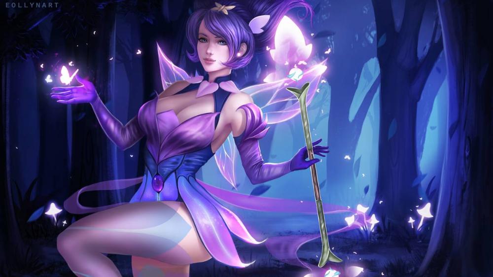 40++ Lux mystic info
