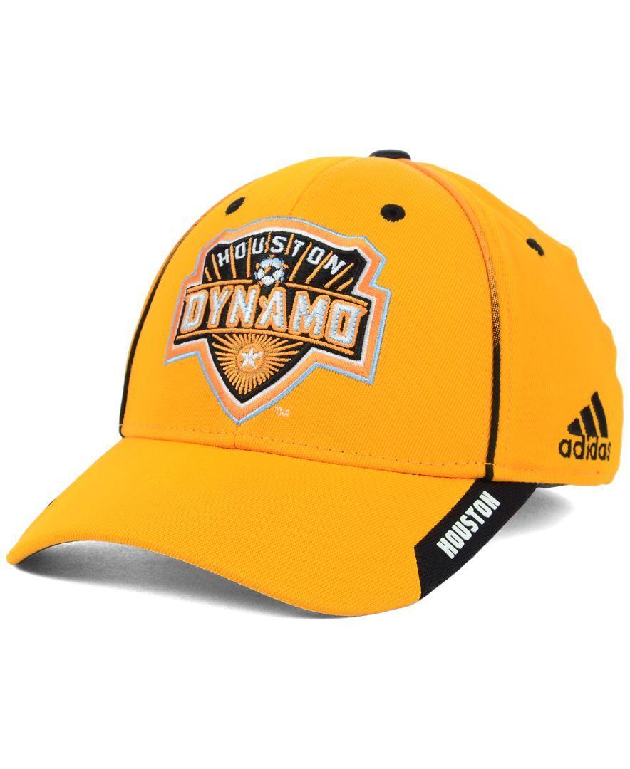 b467a0e52e6 adidas Houston Dynamo Mls Mid Fielder Cap