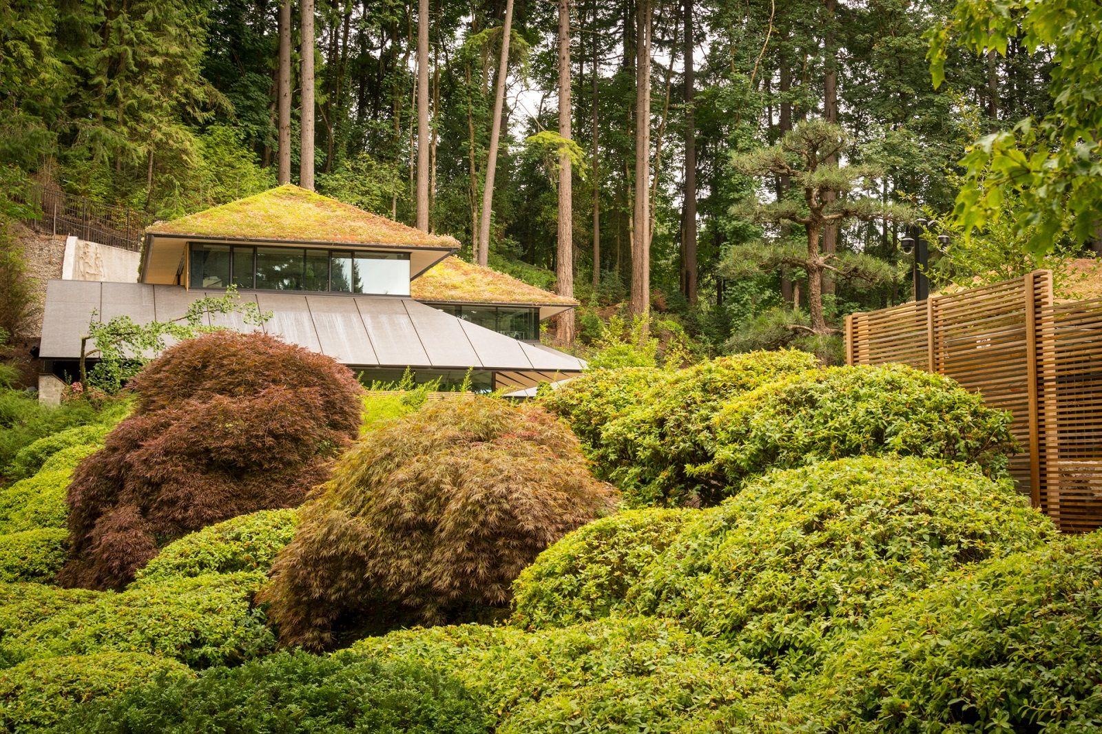 Garden House Portland Japanese Garden Japanese Garden Home And Garden