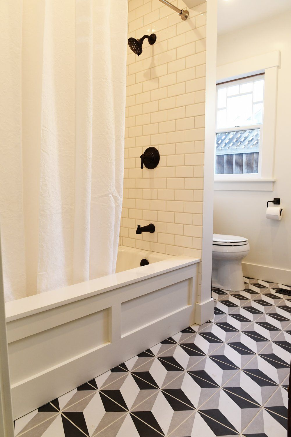 Our Inexpensive Tub Trick   For The Home   Bathroom, Bathroom
