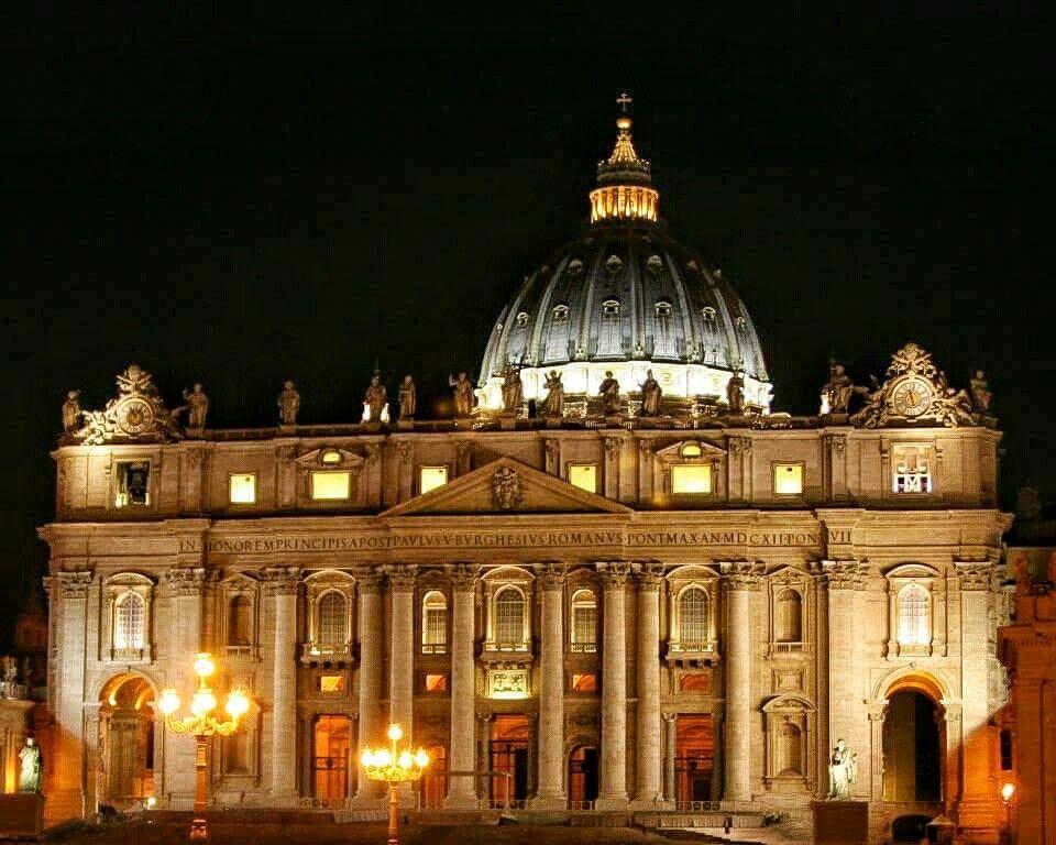 Watykan noca