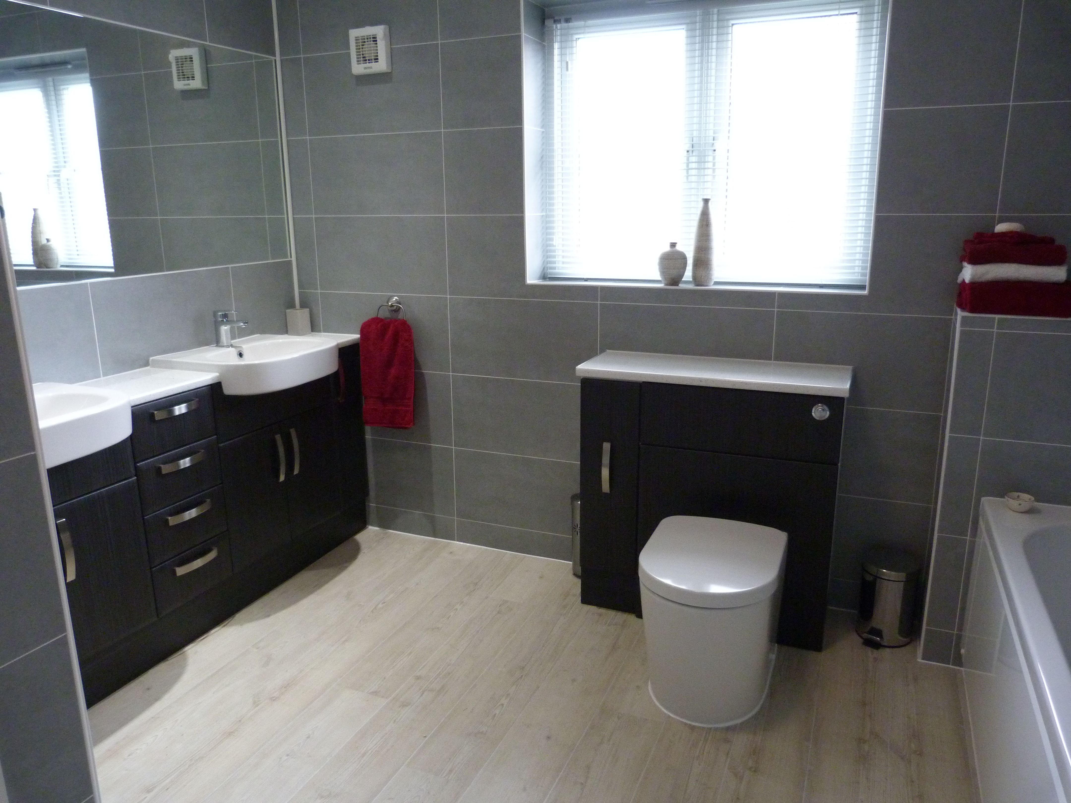 En Suite Refurbishment Recently Completed A Shower Enclosure Bath And A Stunning Range Of