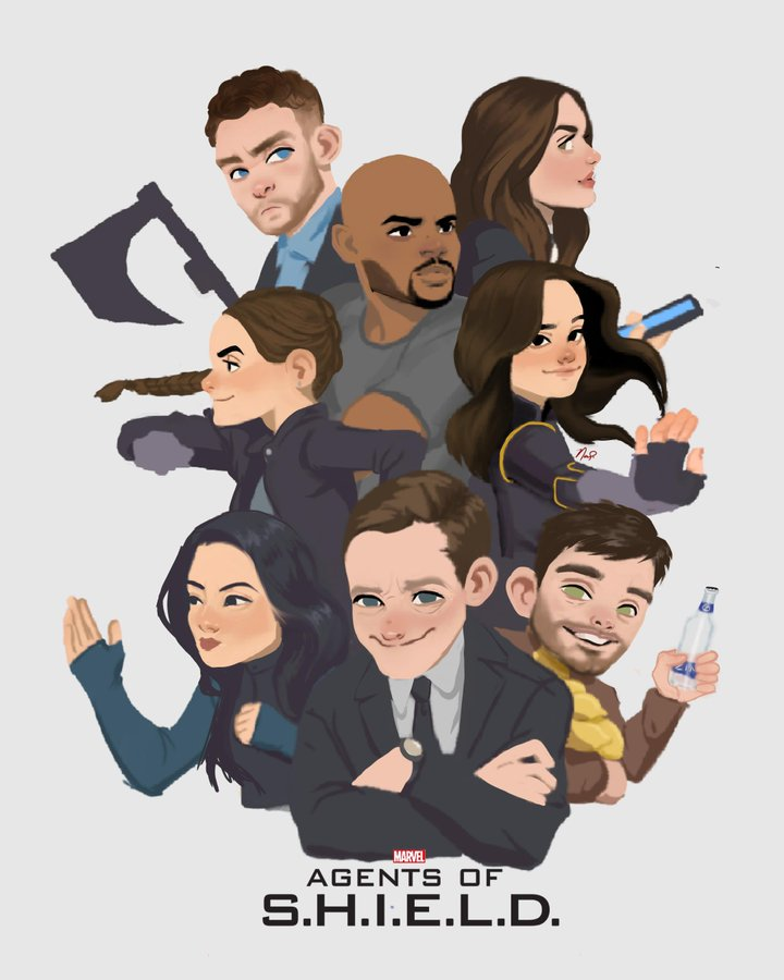 Natalia On Twitter Agents Of Shield Agents Of Shield Characters Marvel Shield