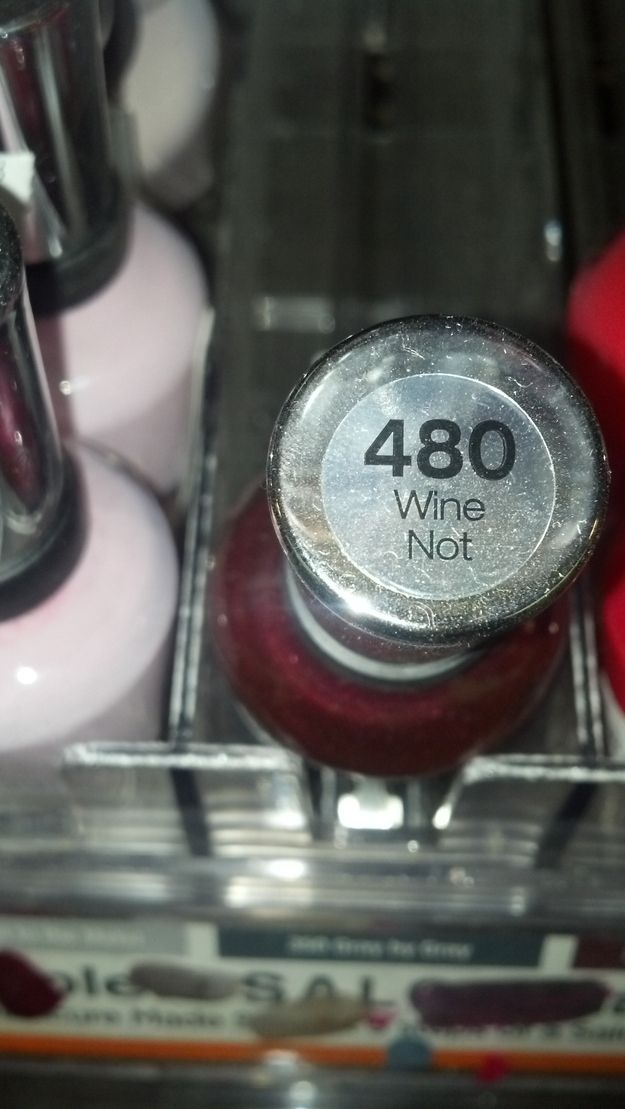 The 25 Most Depressing Nail Polish Color Names Of All Time. The ...