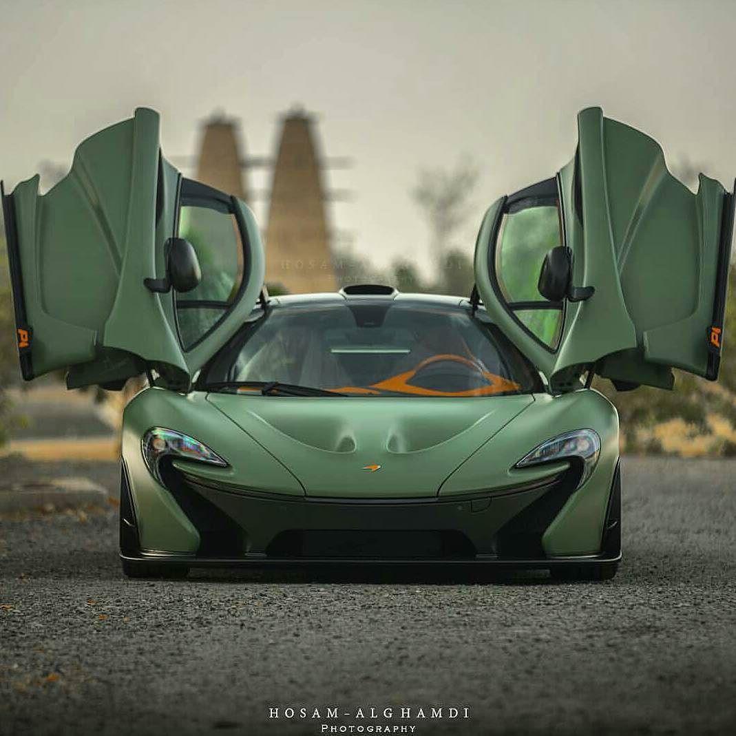 Repost Via Instagram: Military Grade P1 #McLaren #P1 #McLarenP1 Photo By @