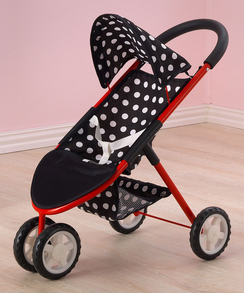 Look at this Jogging Doll Stroller on zulily today