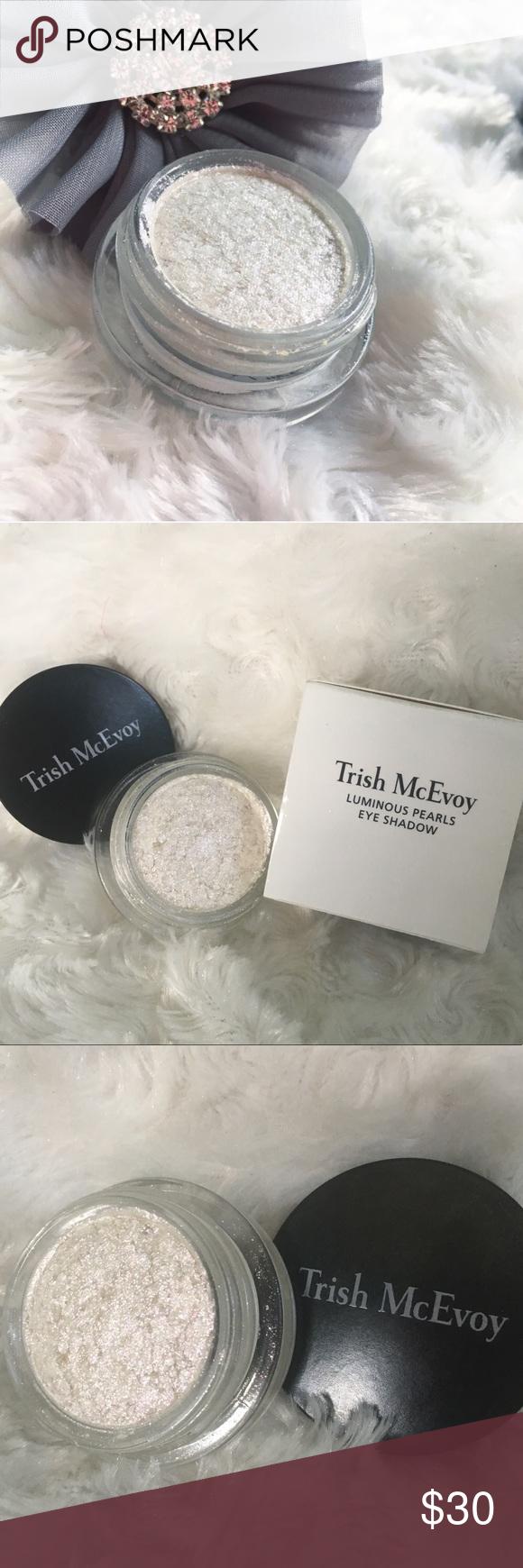 NWT Trish McEvoy Cream Eyeshadow Crystal NWT Trish McEvoy
