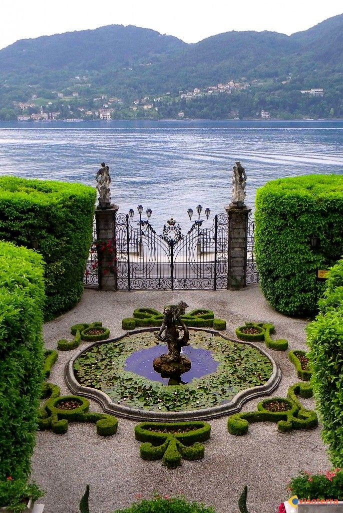 Villa Carlotta Como It Beaux Jardins Jardin Italien Italie